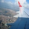 伊斯坦堡飛往馬德里