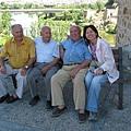 可愛的老爺爺三人組