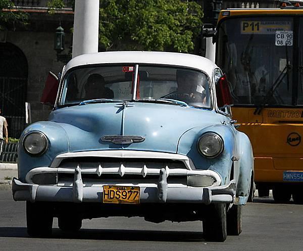 Cuba Taxis