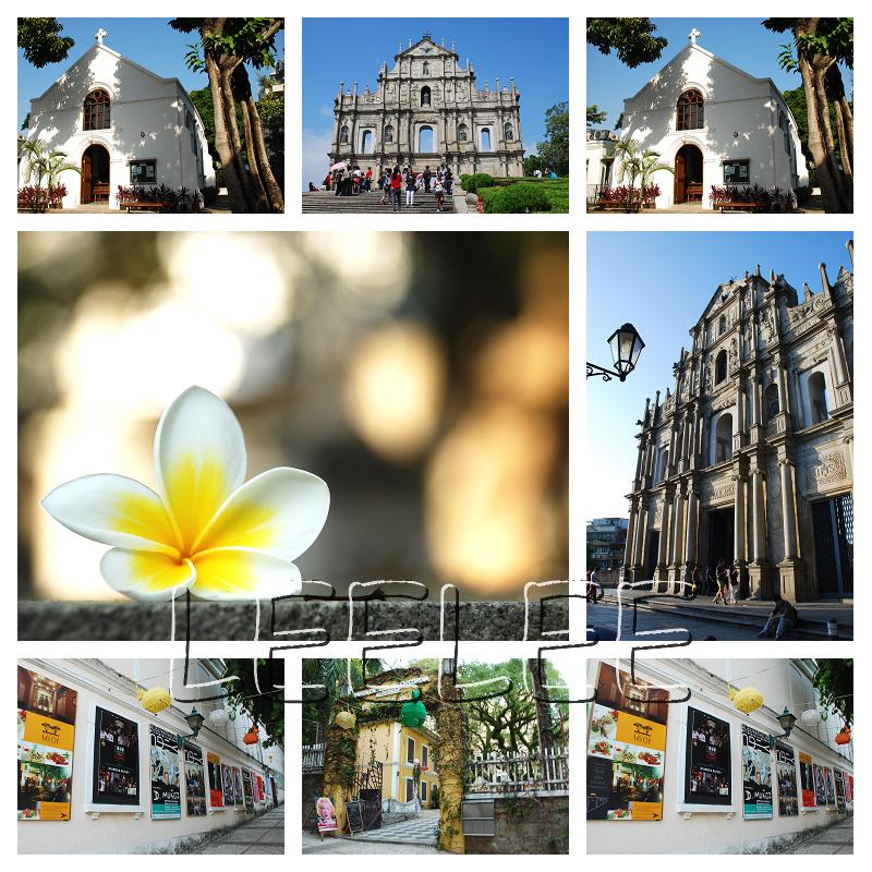 2012-12-09 好一個天氣晴的澳門遊樂