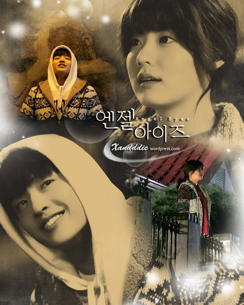 2014-04-20韓劇《天使之眼》OST - Run To you 中字MV及歌詞1