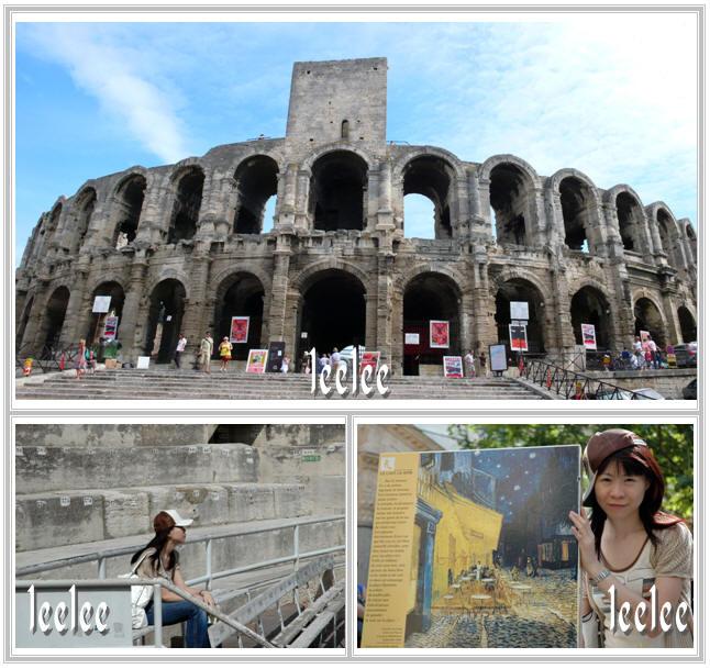 2007-07-19在Arles,尋找羅馬古城和梵谷的足跡1.JPG