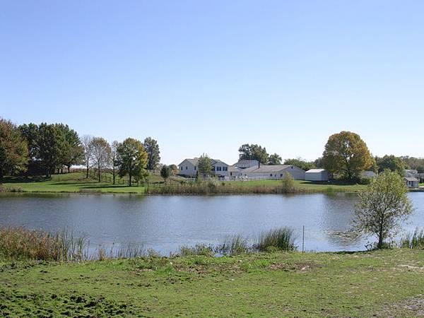 美麗的小湖