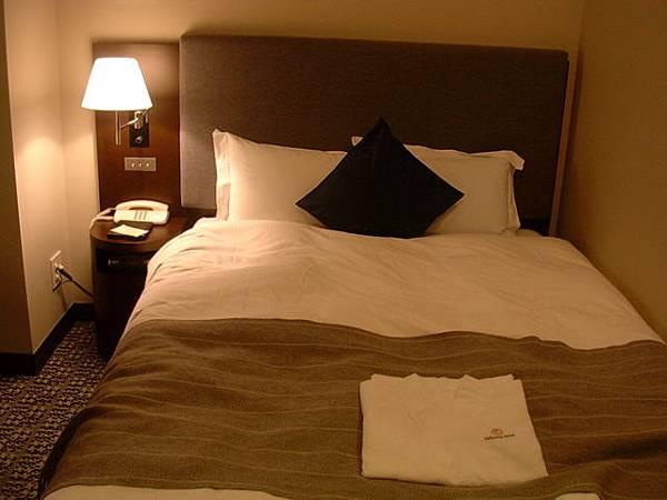 我的旅館房間--日本東京