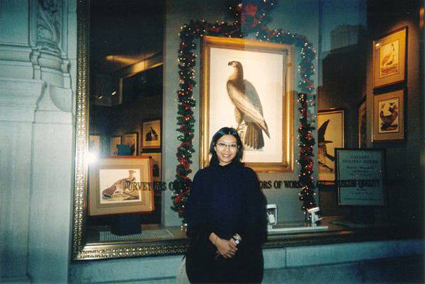 2001秋天