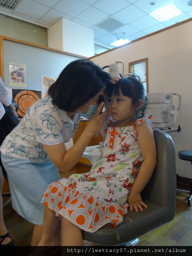兒童視力檢查~兒童視力發展