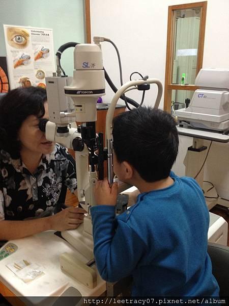 視力保健~幼兒視力檢查