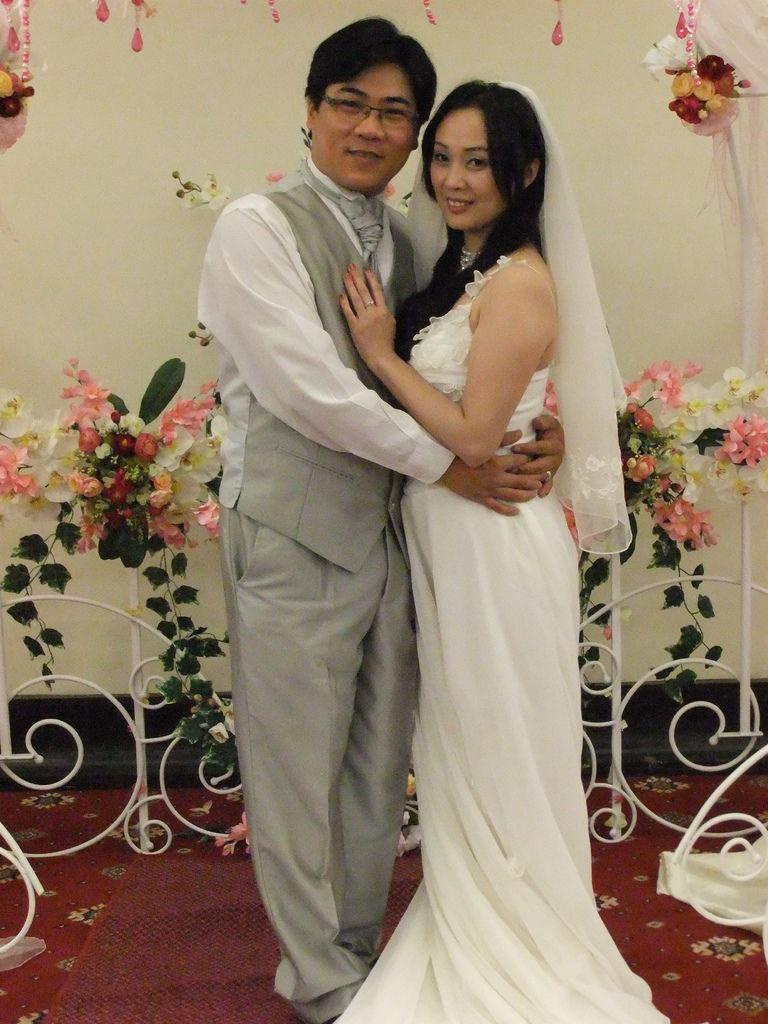 2010年1月新加坡馬來西亞註冊結婚行 01
