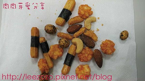 EVA_AIR日式菓子-俯視
