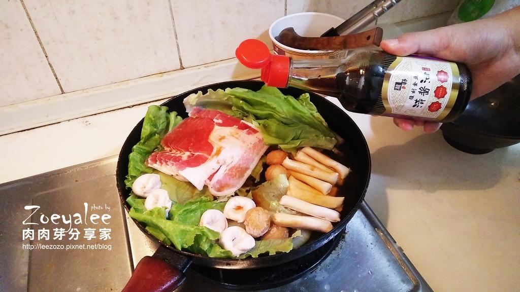 瀧籽醬油 金豆清醬油煮壽喜燒的照.jpg