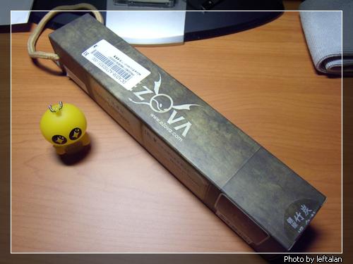 eZova Evil 4M-01 竹炭滑鼠墊