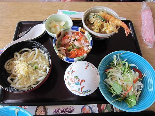 埼玉特色壽司飯定食套餐 (2)