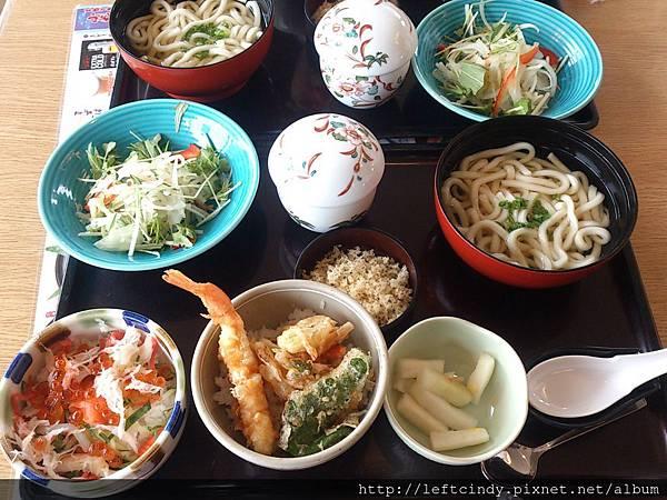 埼玉特色壽司飯定食套餐 (5)