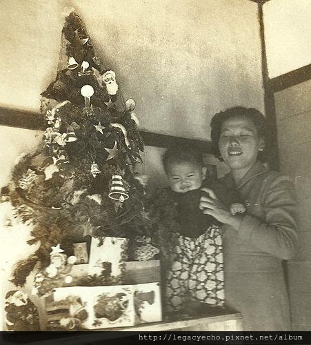 第一棵聖誕樹