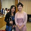 33司琴吳崇寧(右)小號手許僑芸(左) .JPG