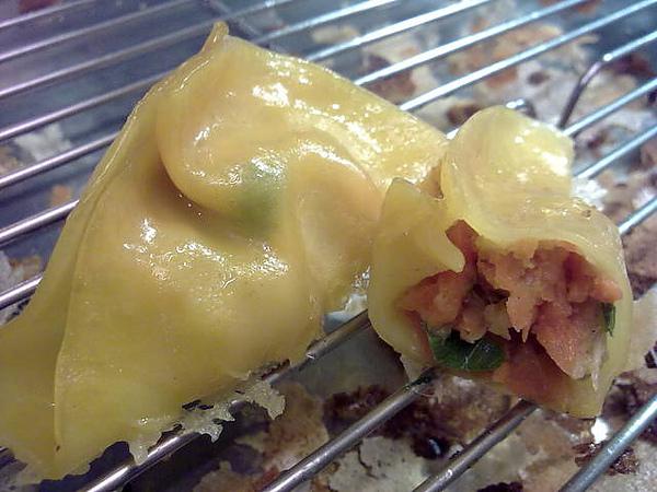 【餃子傳奇】蕎麥煎餃