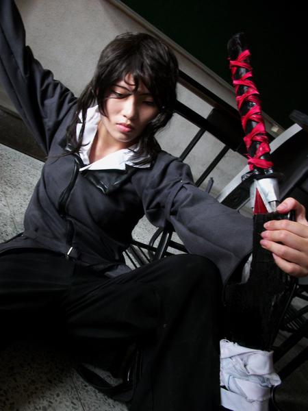 【血戰BLOOD+】哈吉