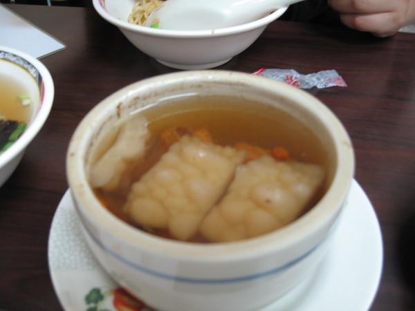 肉超嫩的苦瓜排骨湯