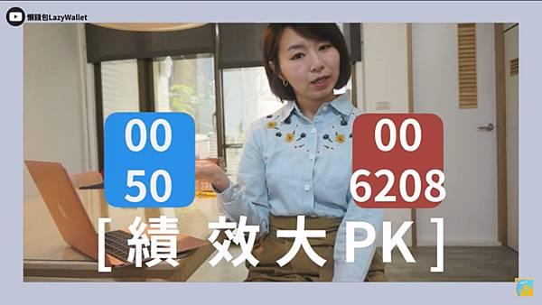 台灣50有兩檔 0050&006208「績效大PK」…結果很意外!|懶錢包LazyWallet