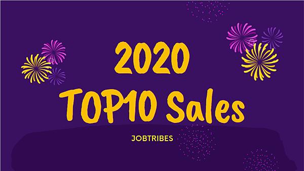 區塊鏈遊戲 JobTribes 角色健檢 2020 TOP10 Sales