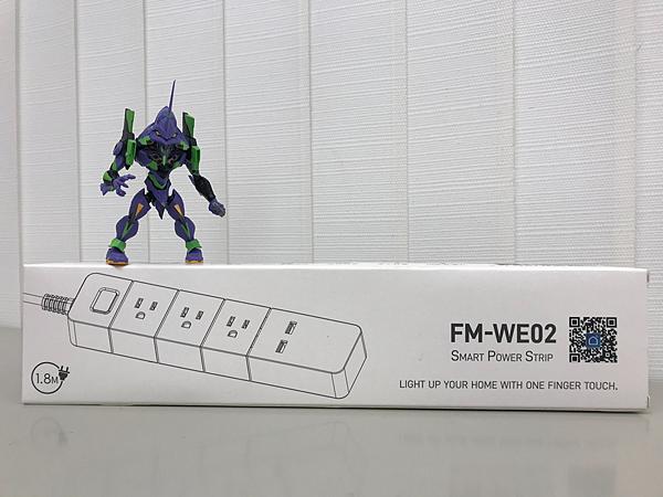 【 FAMMIX 】 3 孔 3 插 2 埠 USB Wi Fi 智能延長線 合作說明