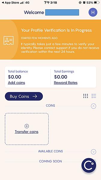 (2021.02更新)Celsius network 利用加密貨幣來賺取10.51%的年收益率(Earn more with your crypto)