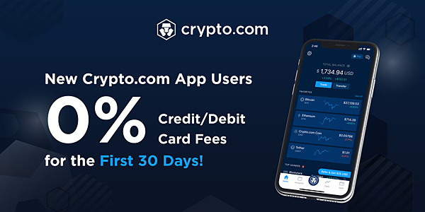 0% Credit/Debit Card Fees for the First 30 Days!