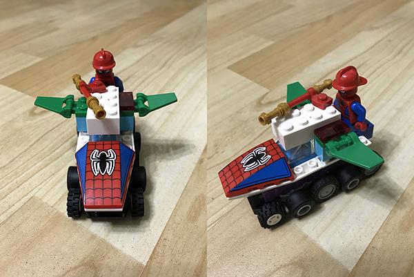 LEGO MOC 自由發揮 創意奔放 熱力無限