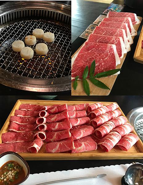 (2021.04更新燒肉吃到飽)新竹 金山街日常 廣閤燒肉火鍋 商業午餐 180元