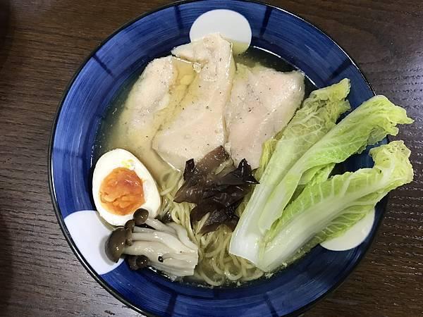 拉麵|嘉義 山越拉麵-總店 雞豚拉麵組合 冷凍調理包