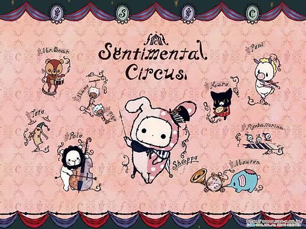 sentimental circus 介紹