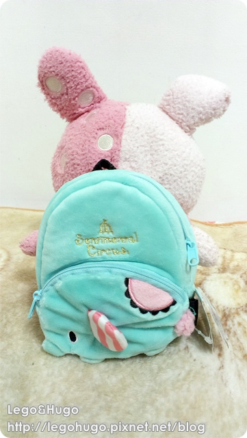sentimental circus backpack
