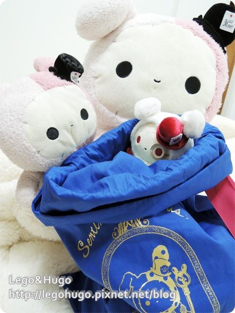 [憂傷馬戲團] 愛麗絲夢遊仙境系列限定毛絨小公仔組 sentimental circus plush