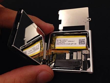 iPod nano 6開關按鍵、音量鍵維修