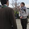 GB醬整個很紅~整個超專業~為了推廣日本觀光她真的很用心啊~