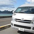 日本外景共患難的小銀箱型車今日也要來個陽光照