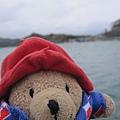 陪伴我走遍日本的小熊....