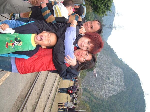 姊與小舅媽.舅與三表弟