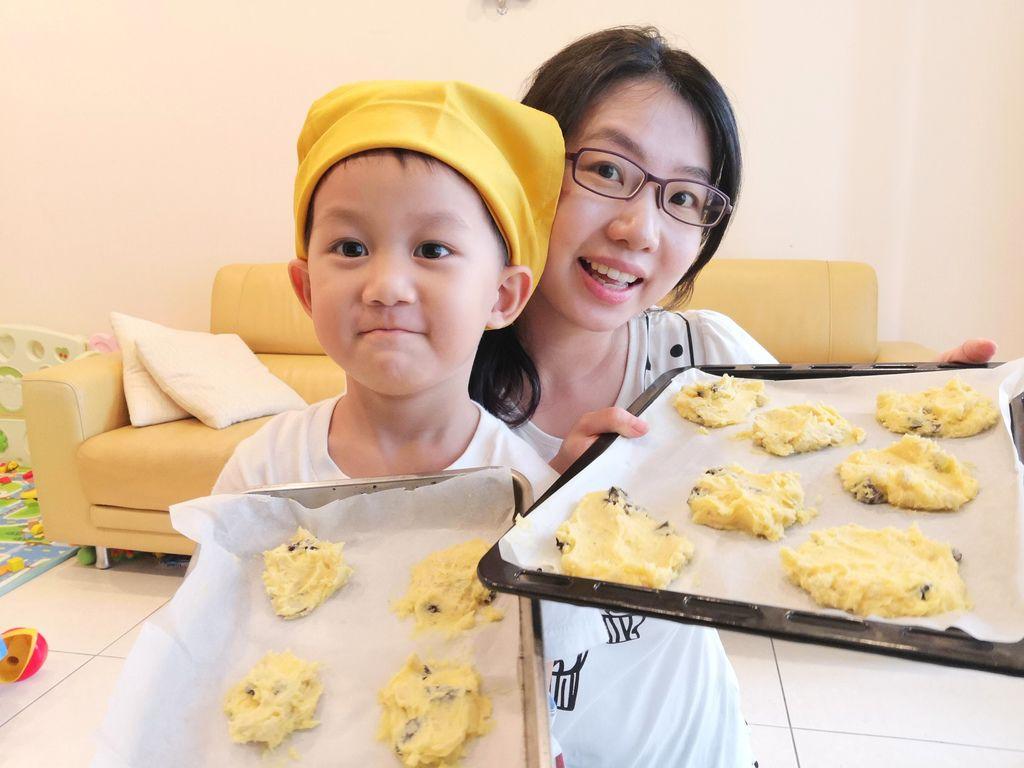 親子烘焙%2F美式餅乾