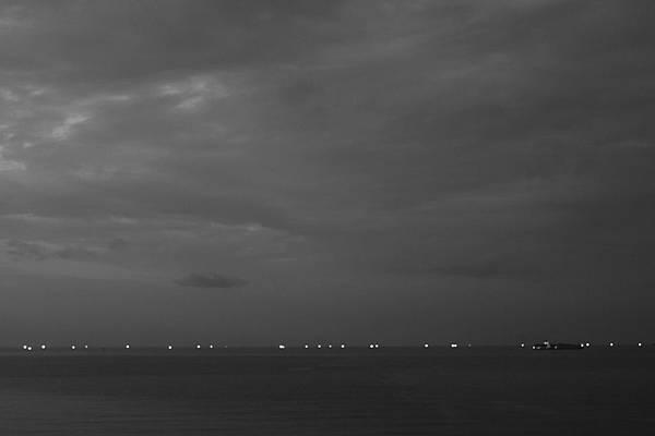 夜晚的海上公路3