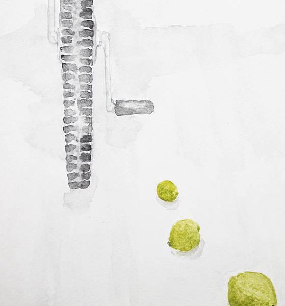 遺落的檸檬(部分2)