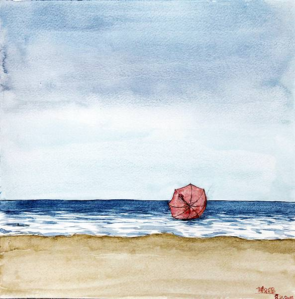 紅雨傘的漂1.jpg