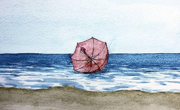 紅雨傘的漂11.jpg