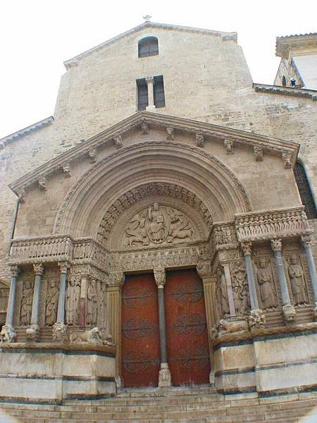聖托菲姆大教堂~都有故事的