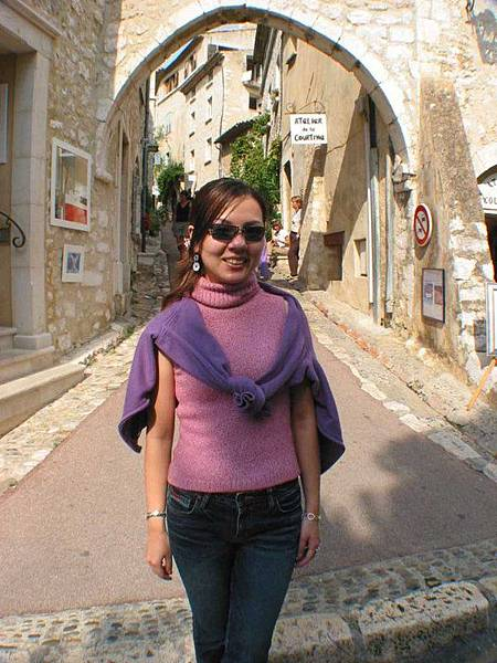 聖保羅藝術村~也是一個有特色的山城喔part3