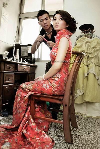 (全台外包接案)專業新娘秘書/各式髮妝-服務到家