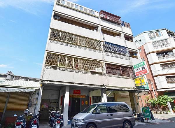 [售]台中市西區昇平街-超值2房鄰近草悟道向上市場$268萬