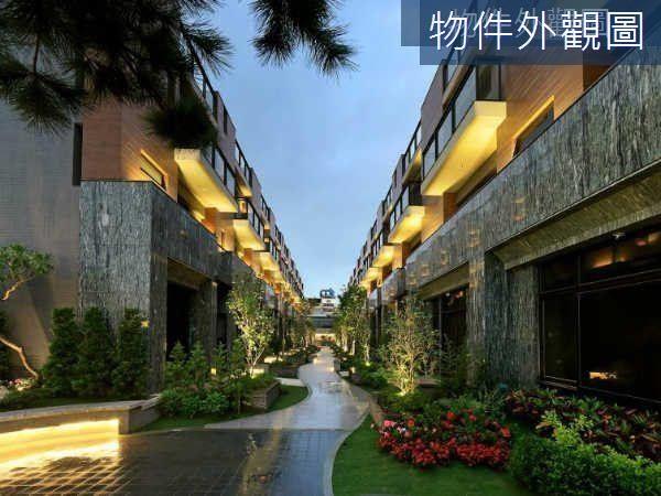 樂沐電梯雙車別墅/全新未住2380萬/台中市大里區光明路251巷