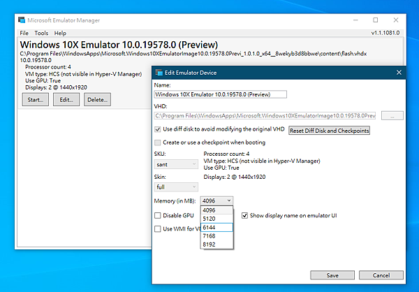 Windows 10X 模擬器設定.png