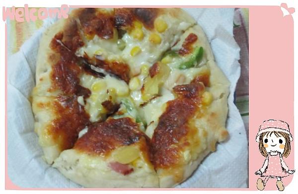 披薩完成品1